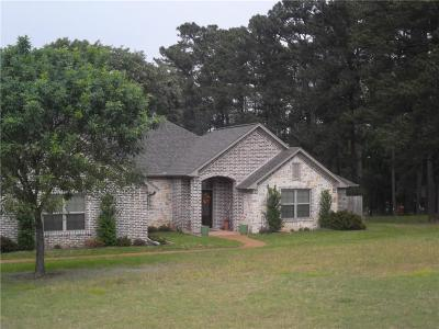 Tyler Single Family Home For Sale: 17230 County Road 136