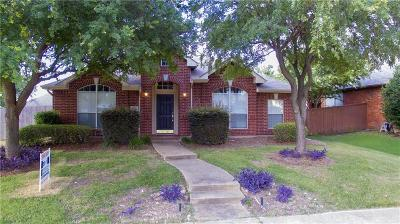 Allen Single Family Home For Sale: 1712 Giddings Court