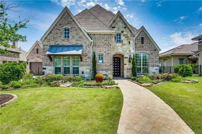 Prosper Single Family Home For Sale: 1440 Lakeside Drive