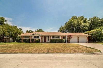 North Richland Hills Single Family Home For Sale: 5836 Tourist Drive