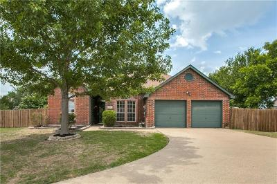 Rockwall Single Family Home Active Option Contract: 219 Overbrook Court