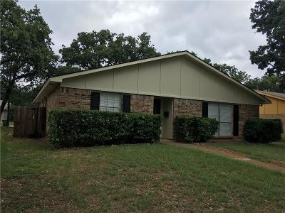 Lewisville Residential Lease For Lease: 1113 Kingston Drive