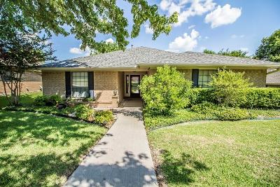 Rockwall Single Family Home For Sale: 2012 S Lakeshore Drive