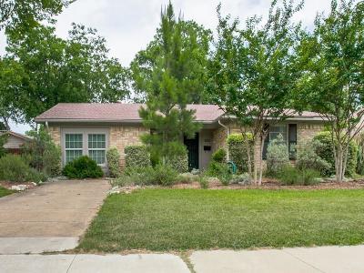 Single Family Home For Sale: 525 E Tyler Street