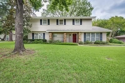 Grapevine Single Family Home For Sale: 2146 Lakecrest Drive