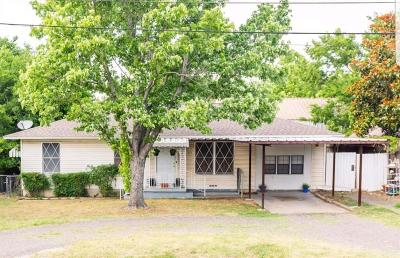Midlothian Single Family Home For Sale: 913 W Main Street