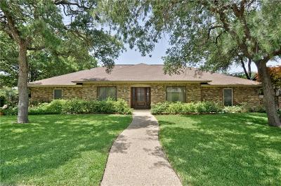 Dallas Single Family Home For Sale: 7601 Dornoch Lane