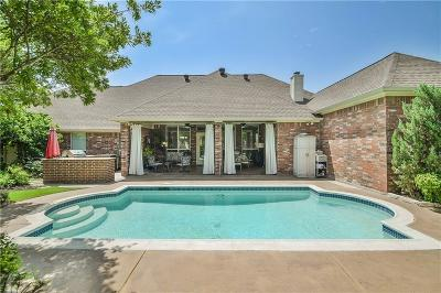 Granbury Single Family Home Active Option Contract: 1104 Cliff Swallow Drive