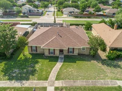 Carrollton Single Family Home For Sale: 1711 Dogwood Drive
