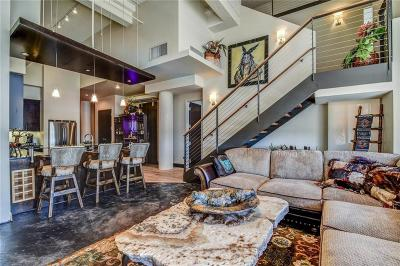 Fort Worth Condo For Sale: 2600 W 7th Street #2812