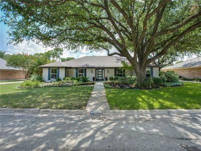 Benbrook Single Family Home For Sale: 4117 Winding Way