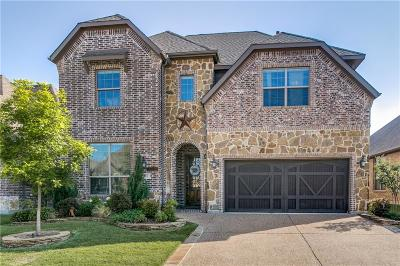 Rockwall Single Family Home Active Option Contract: 781 Deverson Drive