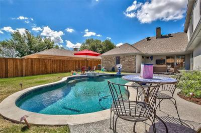 Richardson Single Family Home For Sale: 1505 Concord Drive