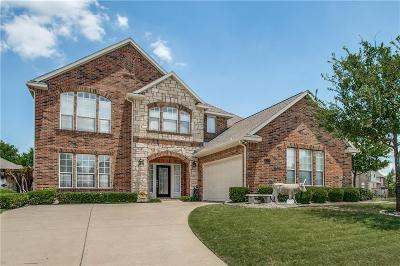 Rowlett Single Family Home For Sale: 2102 Meadowcove Drive