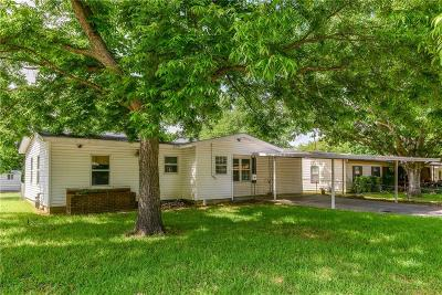 Haltom City Single Family Home Active Option Contract: 4208 Monna Street