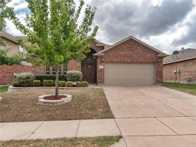 Fort Worth Single Family Home For Sale: 2616 Twinflower Drive