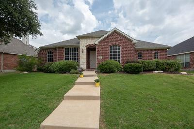 Rowlett Single Family Home Active Option Contract: 8201 Hartford Drive