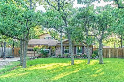 Hickory Creek Single Family Home Active Option Contract: 207 Oak Tree Lane