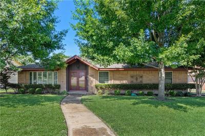 Dallas Single Family Home For Sale: 6833 Racine Drive