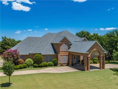 Waxahachie Single Family Home Active Option Contract: 1018 Woodridge Road