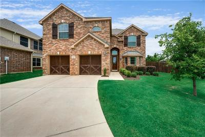 Cedar Hill Single Family Home Active Contingent: 1015 Molly Court