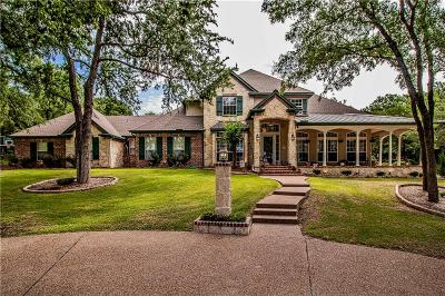 Hudson Oaks Single Family Home Active Contingent: 150 Kortney Drive