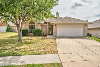 Single Family Home Active Option Contract: 4857 Eagle Trace Drive