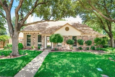 Lewisville Single Family Home For Sale: 593 King Circle