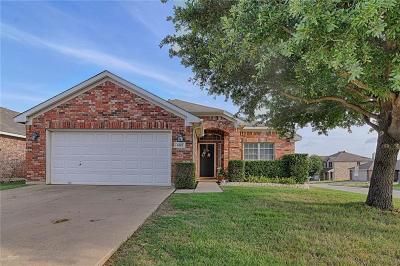 Single Family Home For Sale: 663 Tabasco Trail