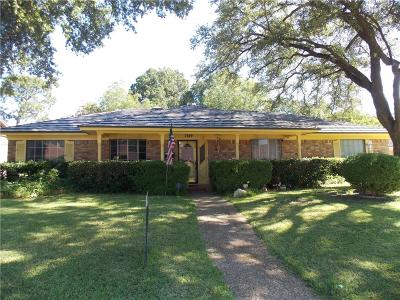 Fort Worth Single Family Home For Sale: 7329 Vanessa Drive