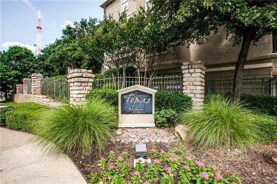 Dallas Condo Active Option Contract: 2201 Wolf Street #3203
