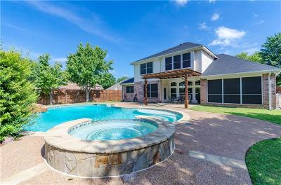 Flower Mound Single Family Home For Sale: 1813 Birchbrook Drive