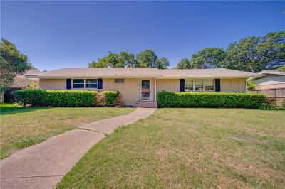 Single Family Home For Sale: 3310 Dothan Lane