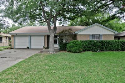 Farmers Branch Single Family Home Active Option Contract: 13408 Shahan Drive
