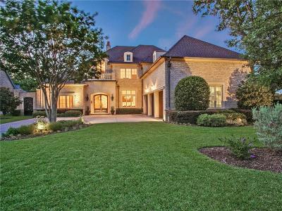 Single Family Home For Sale: 6839 Pemberton Drive