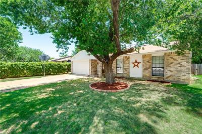 North Richland Hills Single Family Home For Sale: 6408 Sunrise Drive