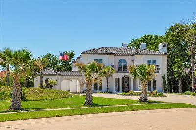 Highland Village Single Family Home Active Option Contract: 800 Tree Haven Court