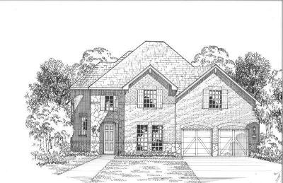 Prosper Single Family Home For Sale: 2020 Commons Way