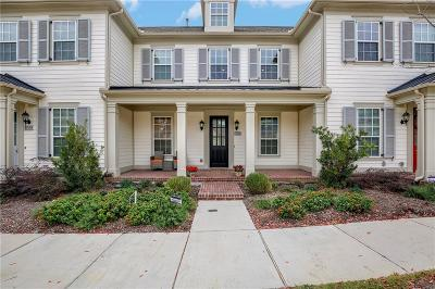 Carrollton Townhouse For Sale: 1128 Moonstone Street