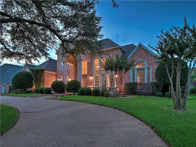 Southlake Single Family Home For Sale: 130 Creekway Bend