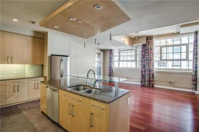 Fort Worth Condo For Sale: 2600 W 7th Street #2538