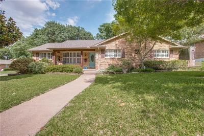 Single Family Home For Sale: 9618 Queenswood Lane