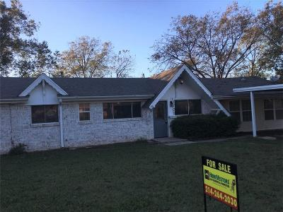 Palo Pinto County Single Family Home For Sale: 1702 22nd Avenue