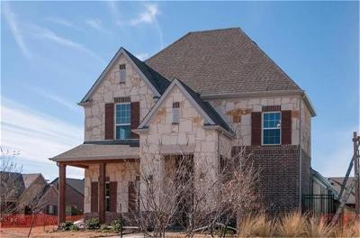 Arlington Single Family Home For Sale: 4203 Peach Blossom