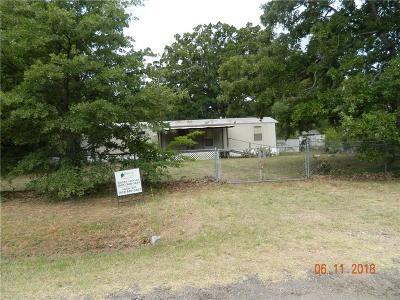 Mabank Single Family Home For Sale: 105 Lake Creek Drive