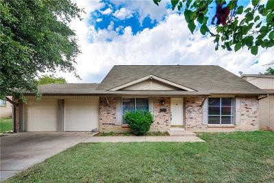 Euless Single Family Home For Sale: 512 Shelmar Drive