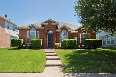 Allen Single Family Home For Sale: 1408 Suzanne Drive
