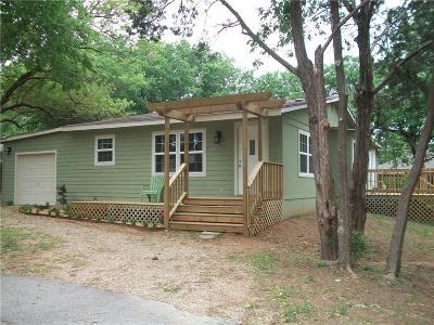 Lake Dallas Single Family Home Active Option Contract: 305 Adolphus Avenue