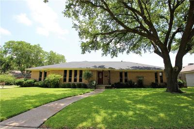Garland Single Family Home For Sale: 2506 Rochdale Street