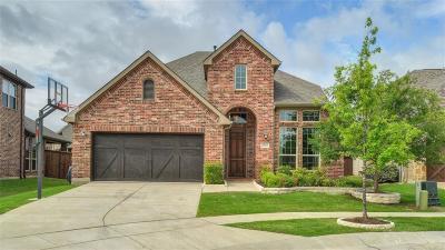 Celina Single Family Home For Sale: 1512 Grove Drive